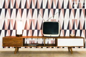 Parmi les nouveautés décoration : marier vintage et style scandinave