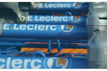 La centrale d'achat de Leclerc travaille avec le système WMS d'Acteos depuis 20 ans !