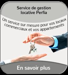 Perfia (Île-de-France) : achat, vente et gestion de murs commerciaux